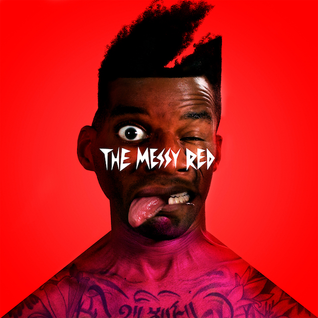 SWAY CLARKE | THE MESSY RED EP